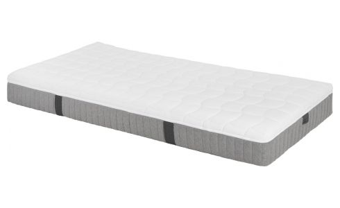 Foam mattress, width 24cm, 90x200cm - firm support