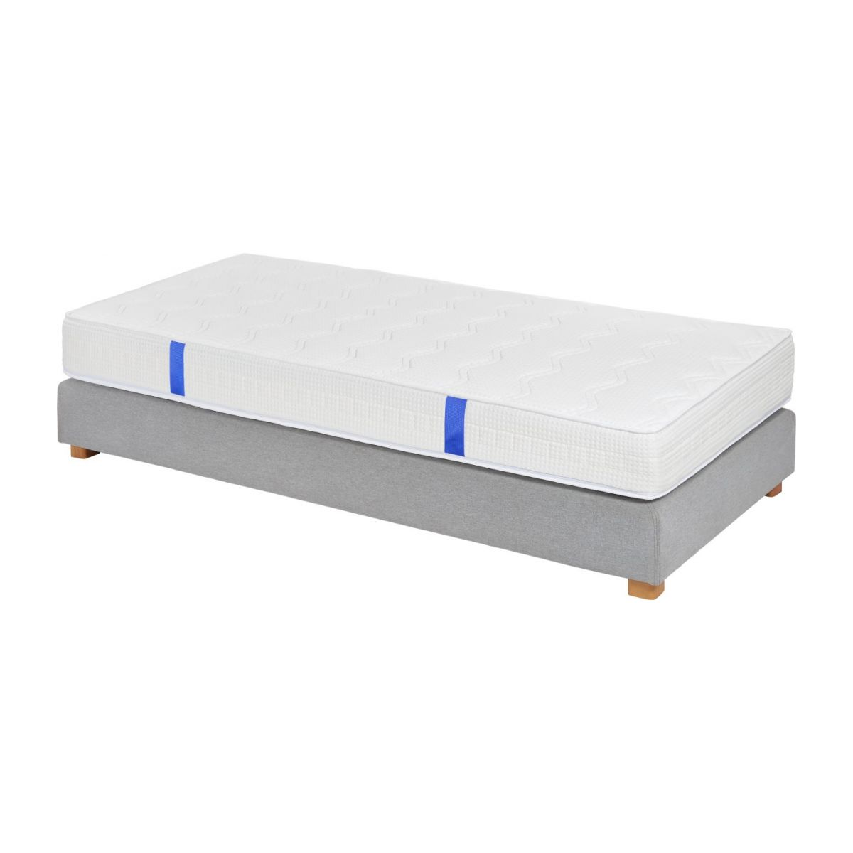 Spring mattress, width 20 cm, 80x200cm - medium support n°5