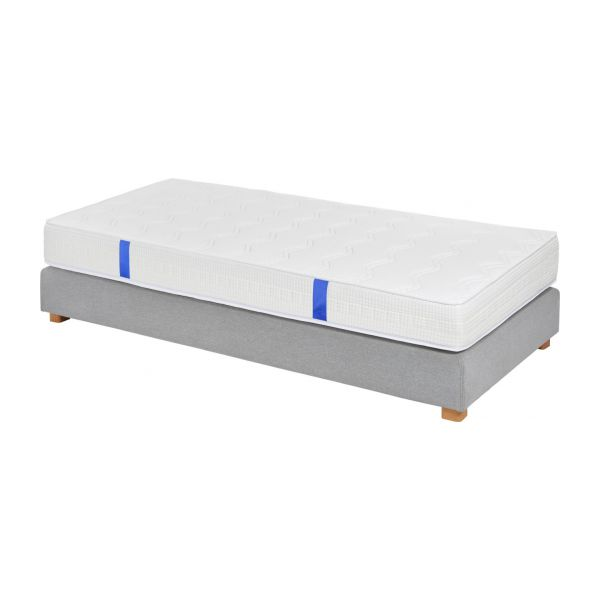 Spring mattress, width 20 cm, 80x200cm - medium support n°4