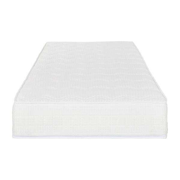 Spring mattress, width 20 cm, 80x200cm - medium support n°2