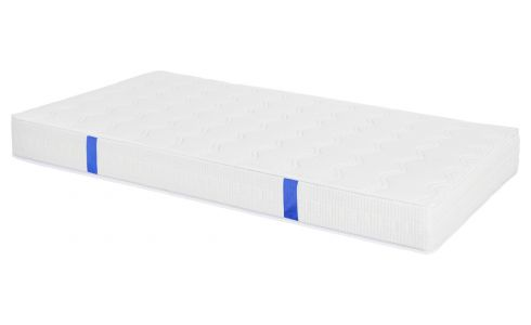 Spring mattress, width 20 cm, 90x200cm - medium support