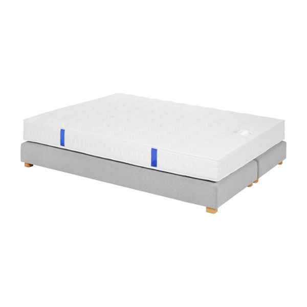 Spring mattress, width 20 cm, 140x200cm - medium support n°5