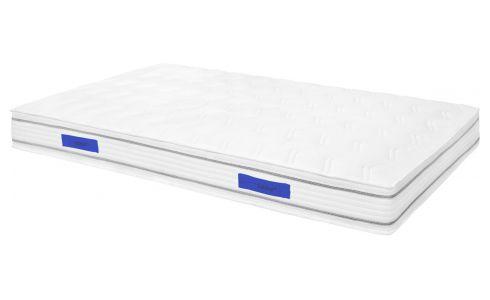 Spring mattress, width 21 cm, 160x200cm - medium support