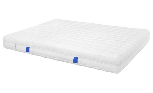 Spring mattress, width 22 cm, 160x200cm - medium support