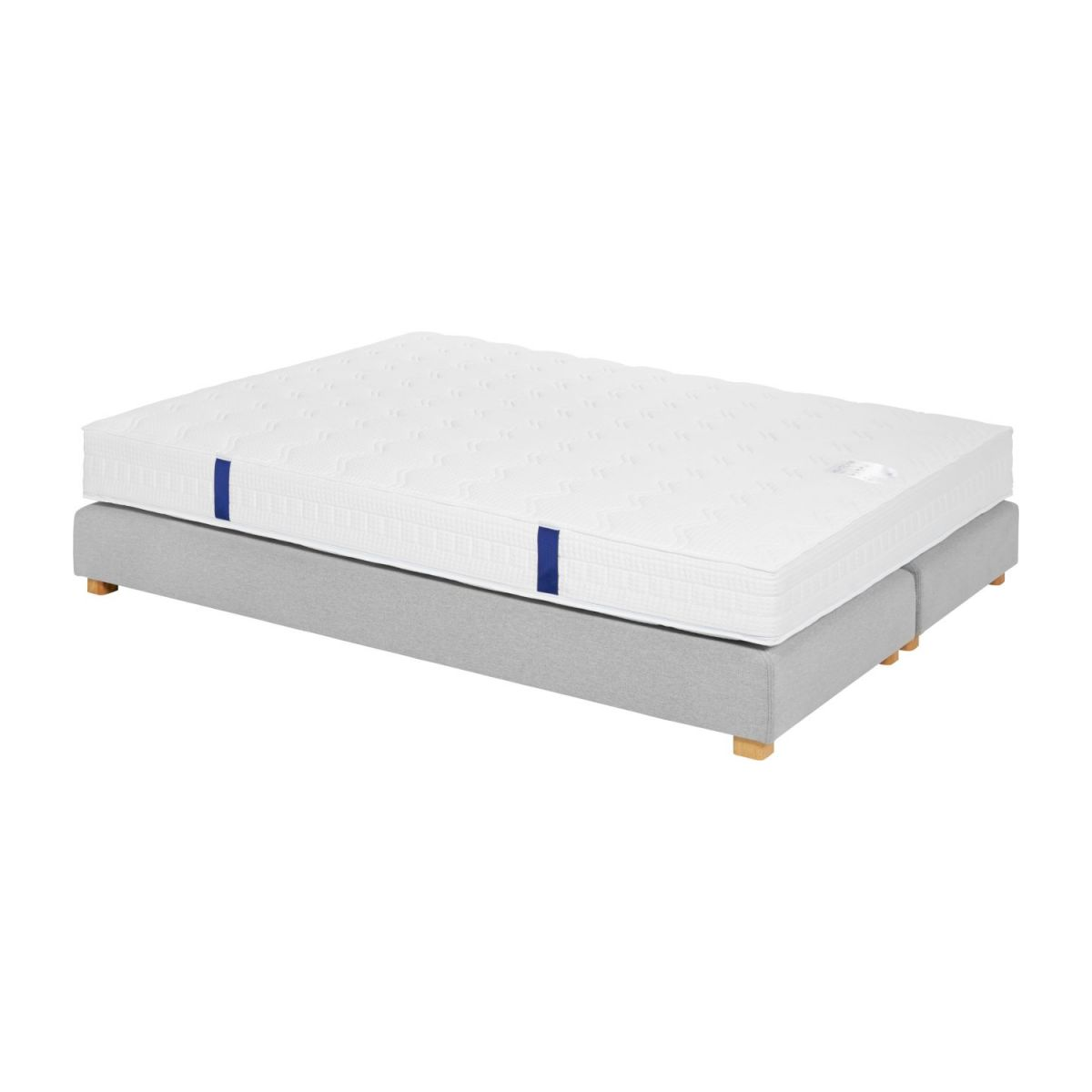 Spring mattress, width 20 cm, 140x200cm - firm support n°5