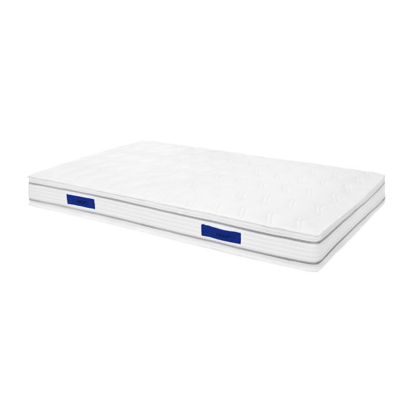 Spring mattress, width 21 cm, 140x200cm - firm support n°1