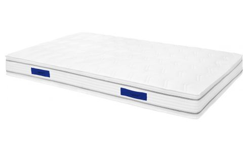 Spring mattress, width 21 cm, 160x200cm - firm support