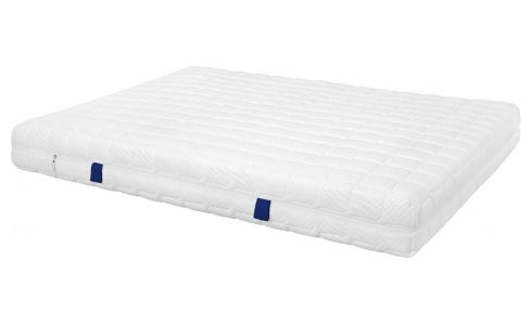 Spring mattress, width 22 cm, 160x200cm - firm support
