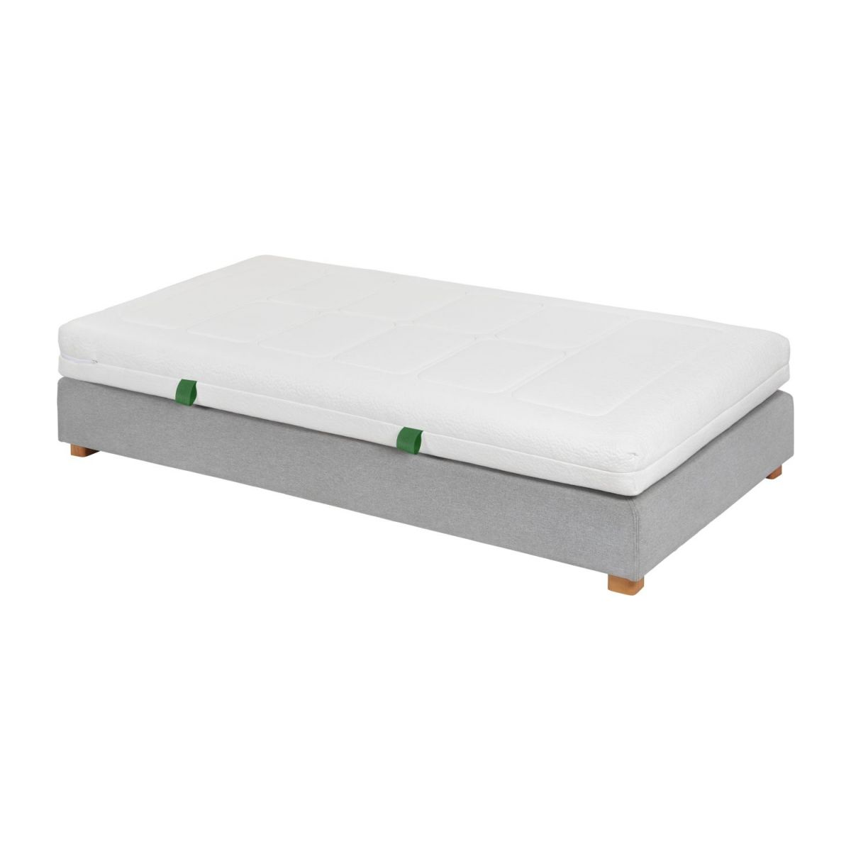 Matelas en latex, width 16 cm, 90x200cm - medium support n°5