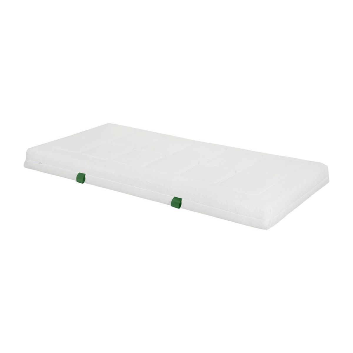 Matelas en latex, width 16 cm, 90x200cm - medium support n°1