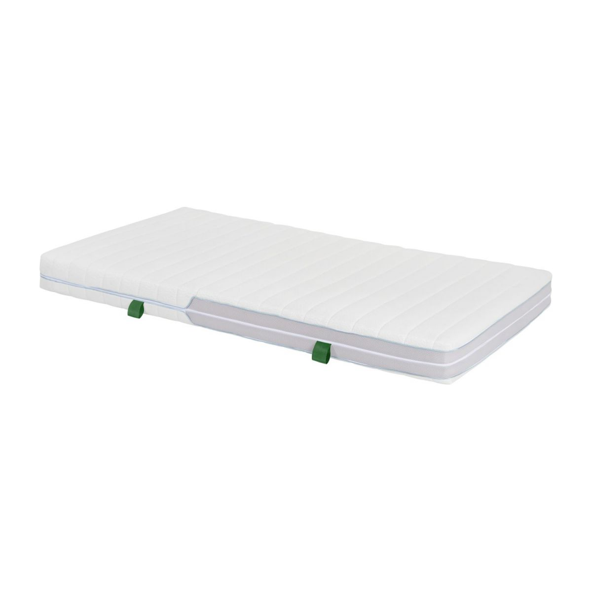 Matelas en latex, width 18 cm, 80x200cm - medium support n°1
