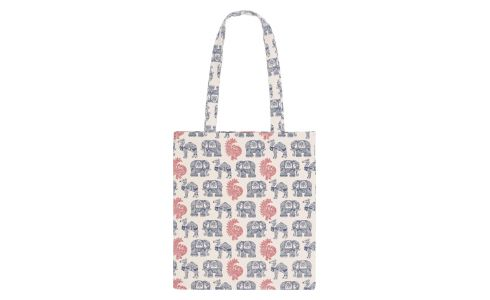 Shopping bag 40x35, with patterns