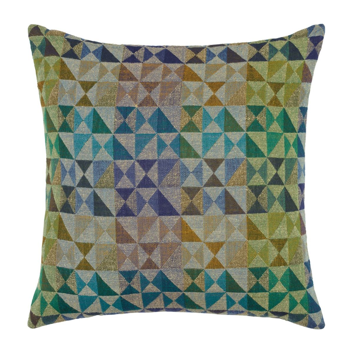 Cushion 45x45, with multicolored patterns n°2