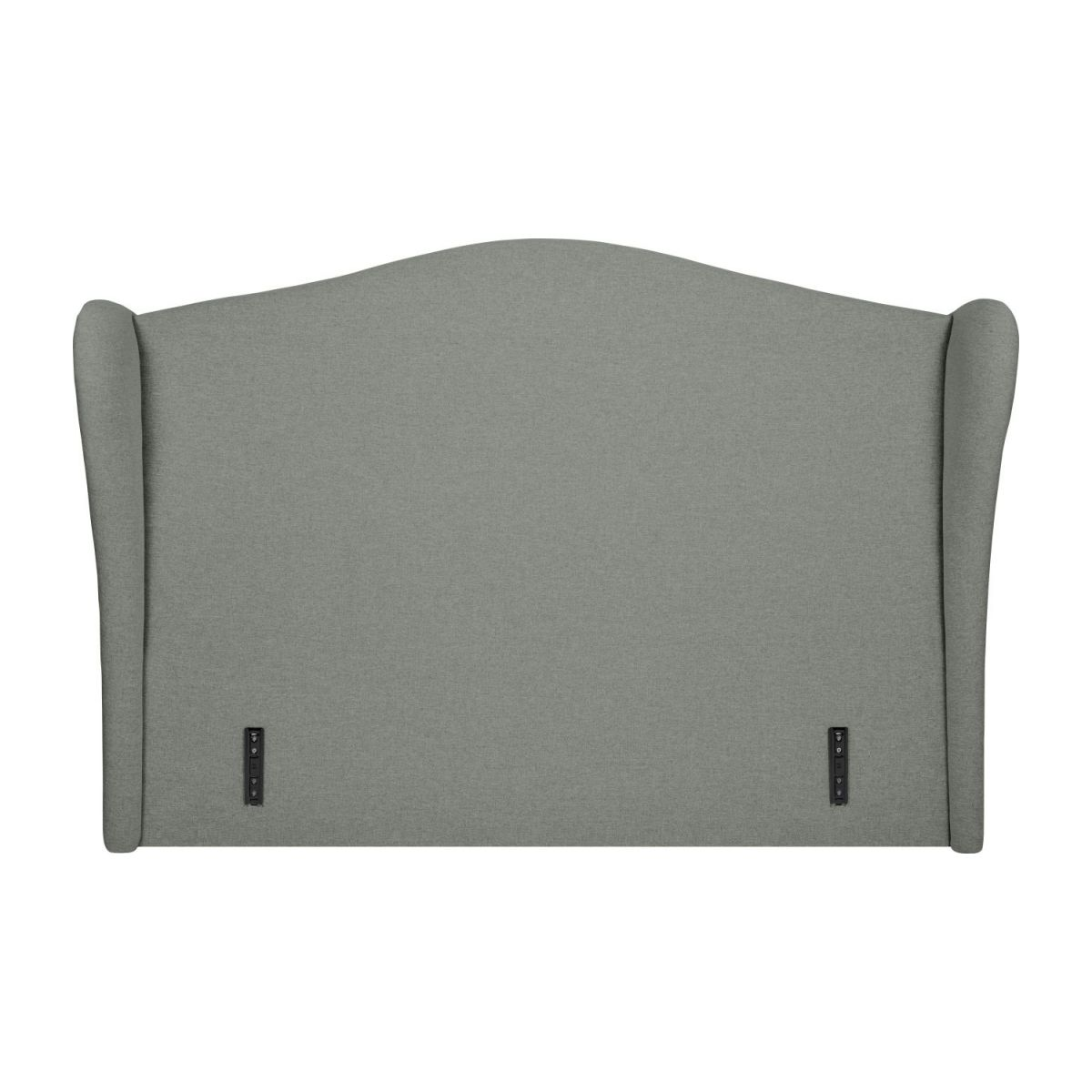 Headboard for 140cm box spring in fabric, mouse-grey n°3