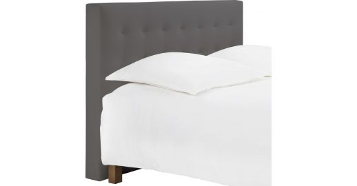 serengeti t te de lit pour sommier en 140 cm en tissu. Black Bedroom Furniture Sets. Home Design Ideas
