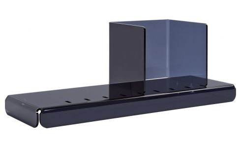 Shelf  made of acrylic, black