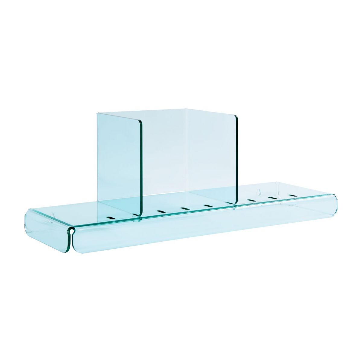 Shelf made of acrylic, transparent n°2