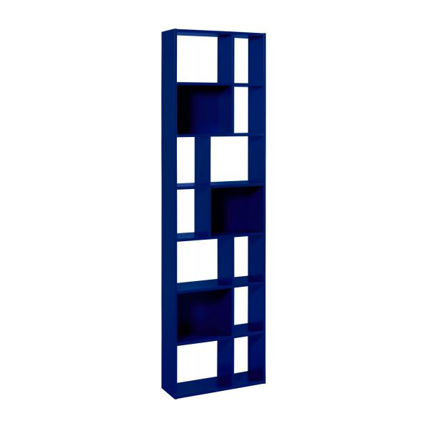 cleo shelf indigo blue habitat. Black Bedroom Furniture Sets. Home Design Ideas