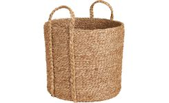 Basket made of seagrass 33cm