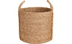Basket made of seagrass 45cm