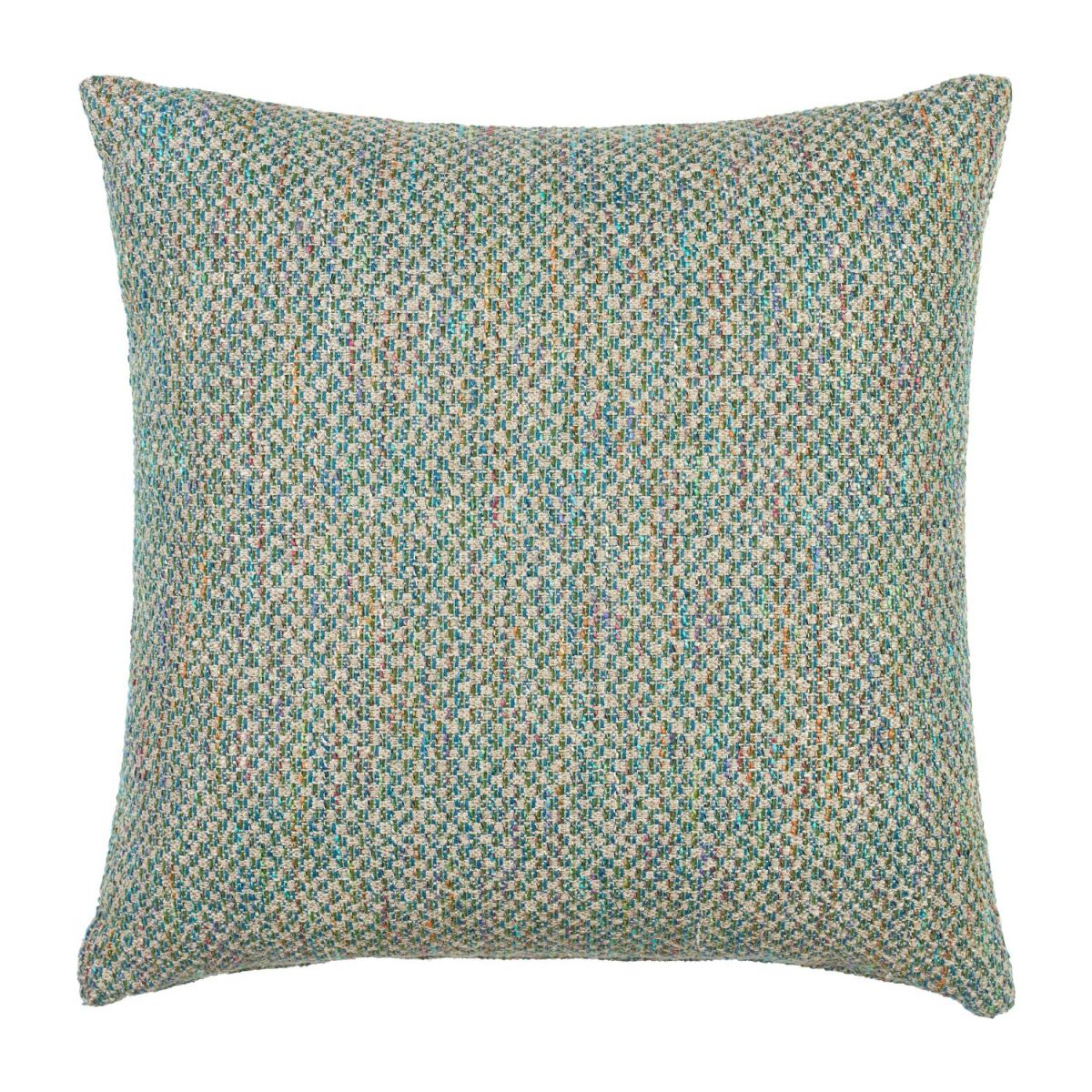 Cushion made of fabric 47x47, green n°1