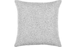Coussin en tissu 47x47 taupe