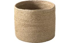 Basket made of jute 19cm