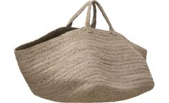 Square basket with handles 35cm