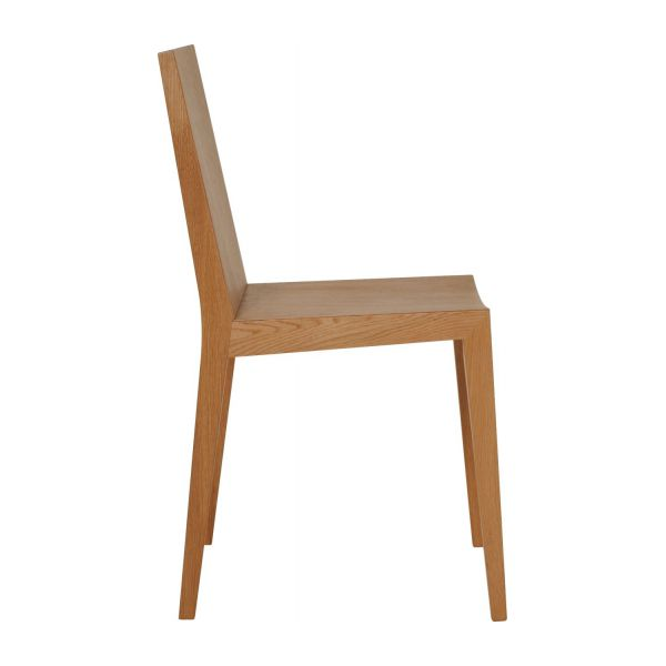 Ruskin Dining Room Chairs Natural Wood Habitat