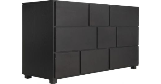 hana kommode in eiche habitat. Black Bedroom Furniture Sets. Home Design Ideas