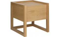 oak night-stand