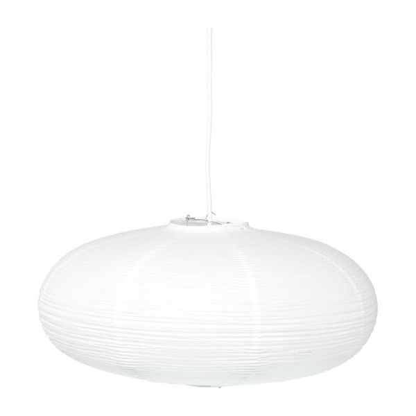 Lovely SHIRO Ceiling light fitting White Wood Wax - Habitat WD23
