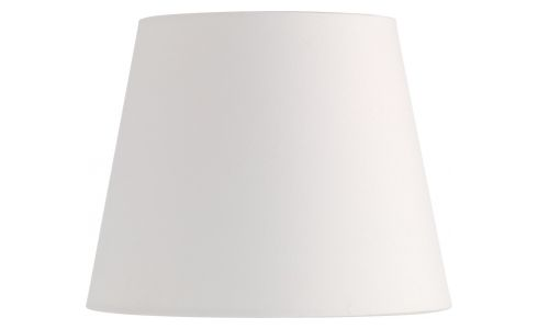 little cotton lampshade