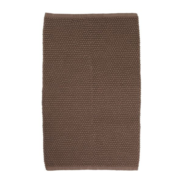 bobble tapis de bain marron tissu habitat. Black Bedroom Furniture Sets. Home Design Ideas