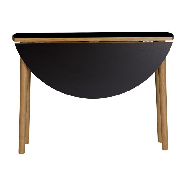 Suki table de salle manger pliante habitat for Table de salle a manger pliante console