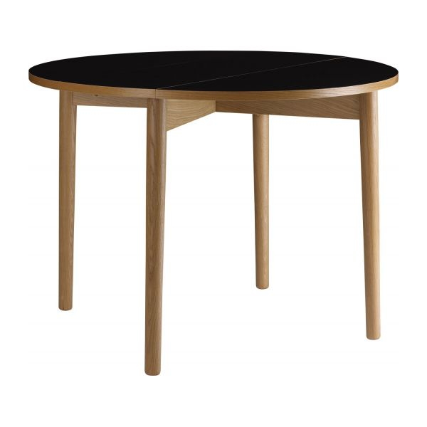 suki table de salle manger pliante habitat. Black Bedroom Furniture Sets. Home Design Ideas