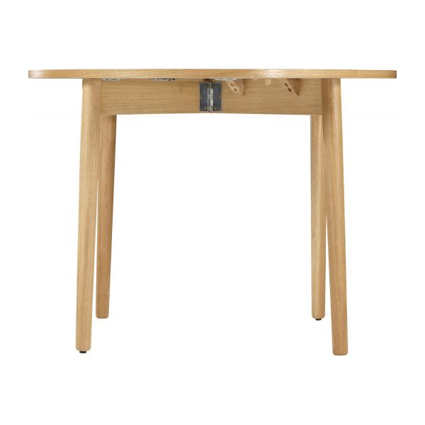 Table pliante de salle a manger conceptions de maison for Table de salle a manger habitat