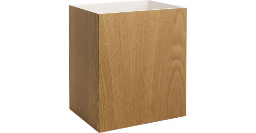 Array office accessories white natural wood habitat