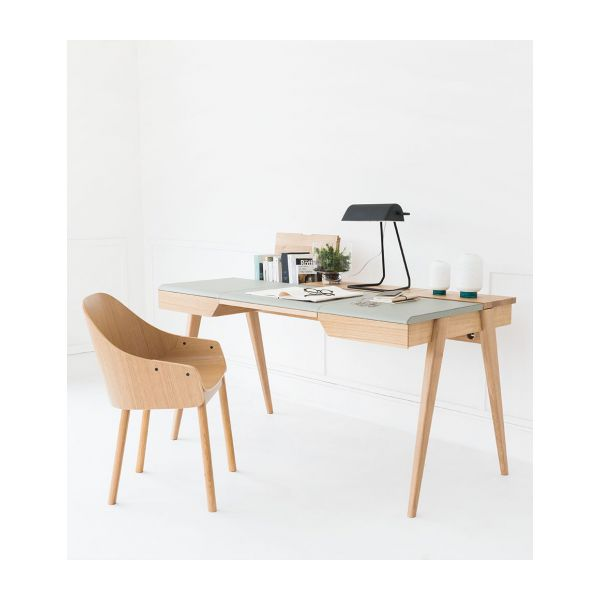 abbicus lampes de bureau blanc m tal habitat. Black Bedroom Furniture Sets. Home Design Ideas