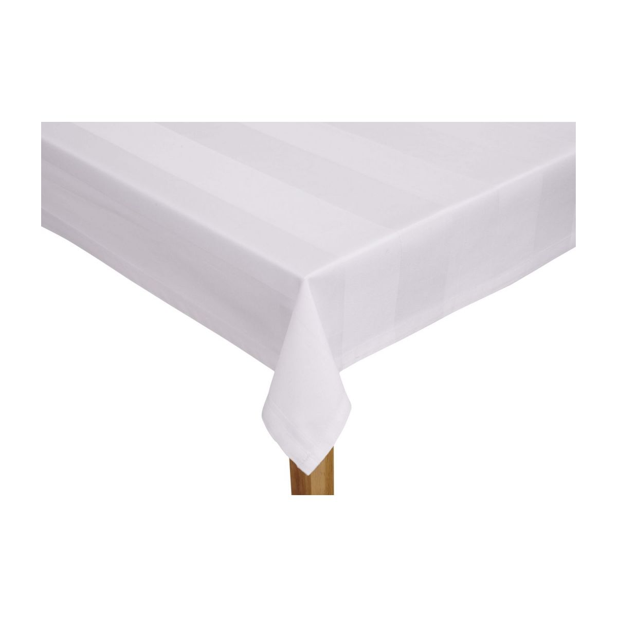Nappe 270x180cm blanche n°4