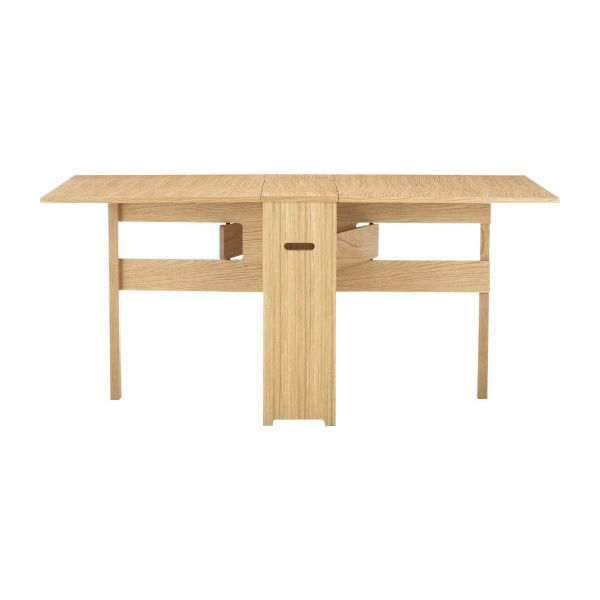 Stow table de salle manger habitat - Table a manger habitat ...