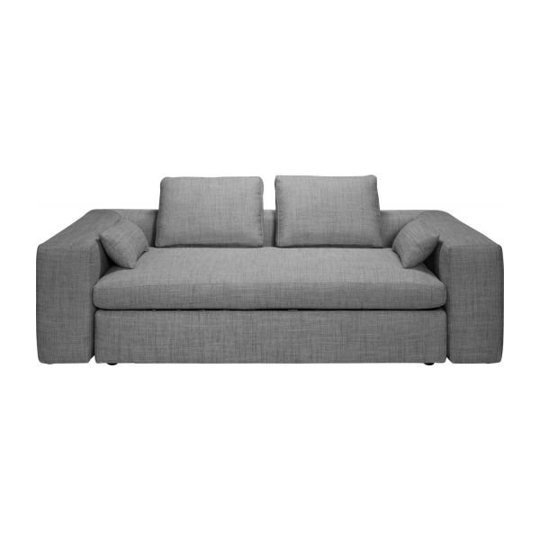 cyrus 3 sitzer sofa aus stoff mit aufbewahrungstruhe habitat. Black Bedroom Furniture Sets. Home Design Ideas