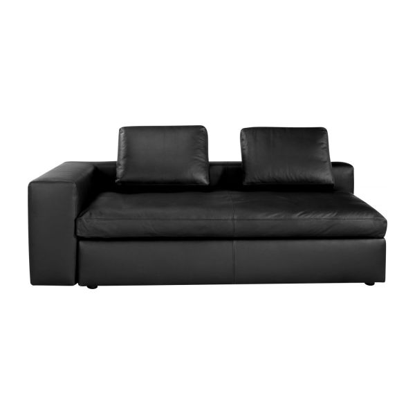 cyrus 3 sitzer schlafsofa aus leder habitat. Black Bedroom Furniture Sets. Home Design Ideas