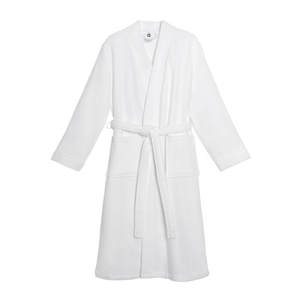 Babette - Cotton dressing gown S/M - Habitat