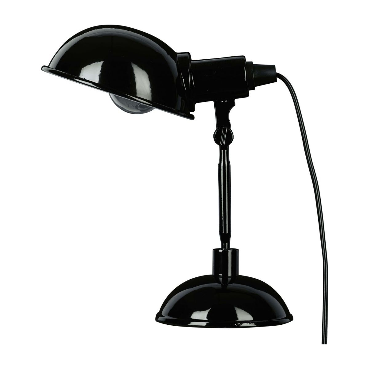 Black desk lamp n°4