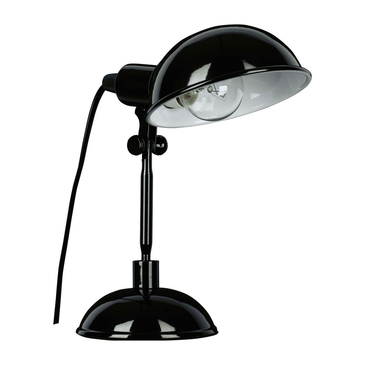 Black desk lamp n°1