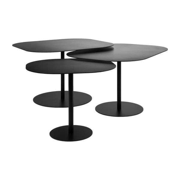 Galets pull out coffee tables habitat - Tables basses gigogne ...