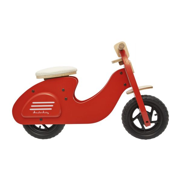 Wooden scooter n°4