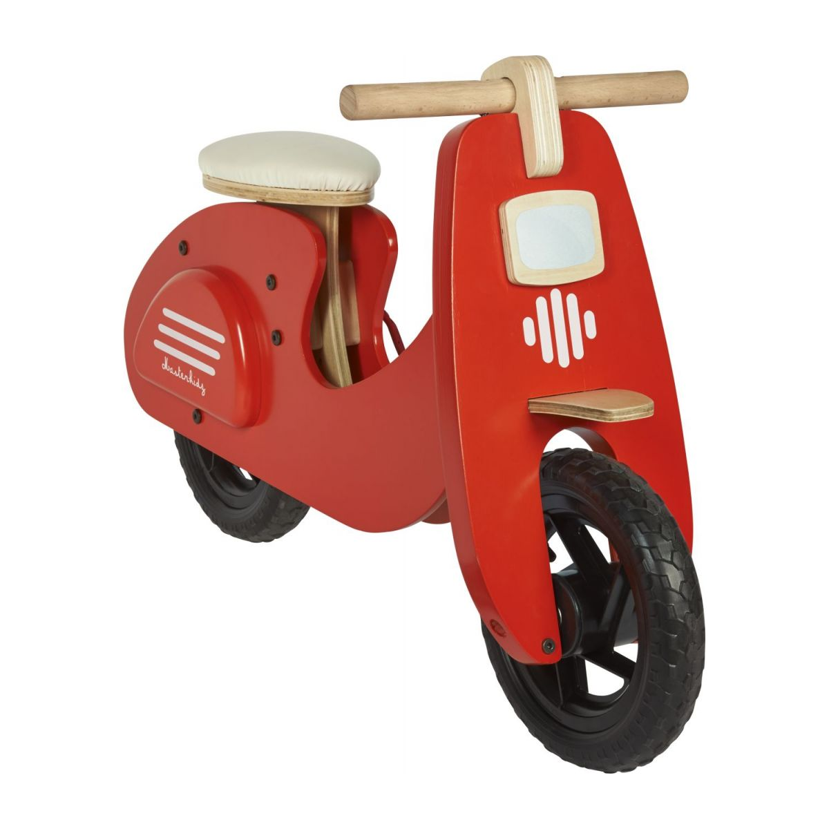 Wooden scooter n°1