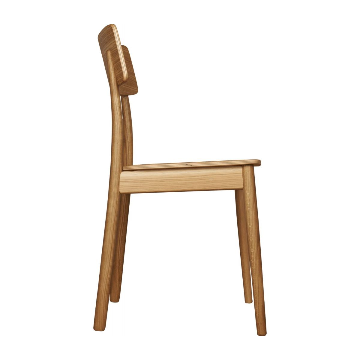 Oak chair n°6